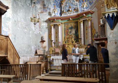 des-racines-et-des-ailes-savoie-tournage-chapelle